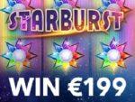 Zeer gunstige 199 euro bonus winnen bij Klaver casino deze week