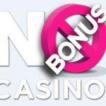 Redenen om geen gebruik van een casino bonus te maken