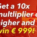 Nieuwe Polder Challenge: Win 999 euro op de Lightning Hot slot