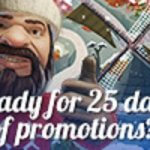 Vandaag tot 60% gratis geld bonus bij Polder casino
