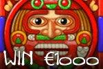 Win 1000 euro met de Polder Challenge op de Aztec Secret slot