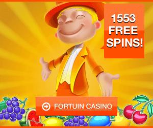 De uitzonderlijke welkomstbonus van Fortuin casino