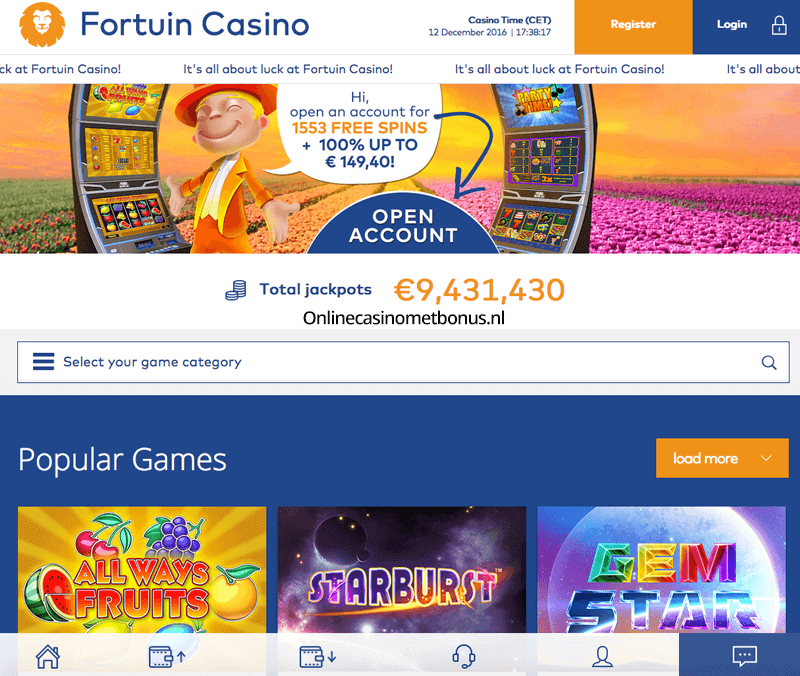 online casino nl joker casino