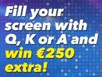 Win 250 euro extra bonusgeld met Twin Spin bij Polder casino