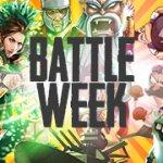 Ga de strijd aan met de Battle Week slots bij Klaver casino